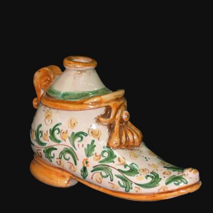 Bomboniera in ceramica di caltagirone;