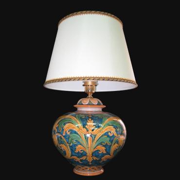 Ceramics Ornamental light